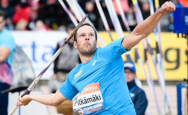 Tero Pitkämäki ja kumppanit nostivat Suomen Euroopan superliigaan.