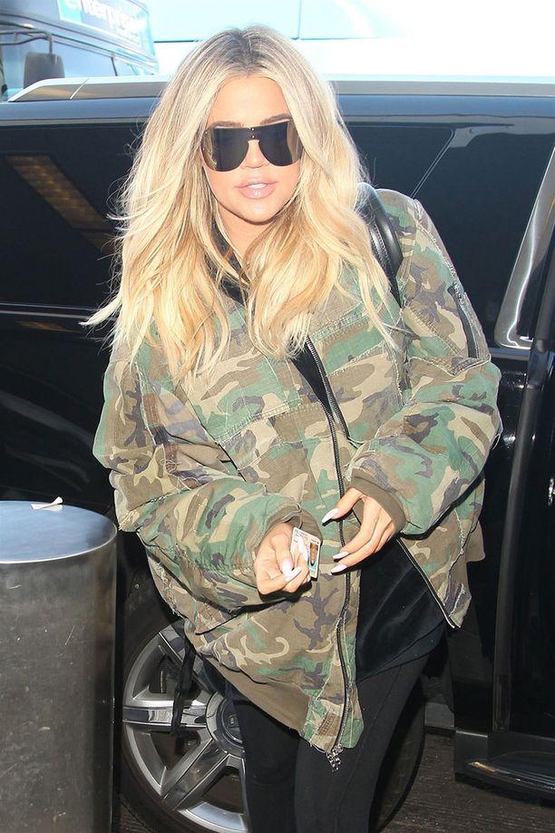 Khloe Kardashian on jo pitkään kertonut haluavansa perheenlisäystä.