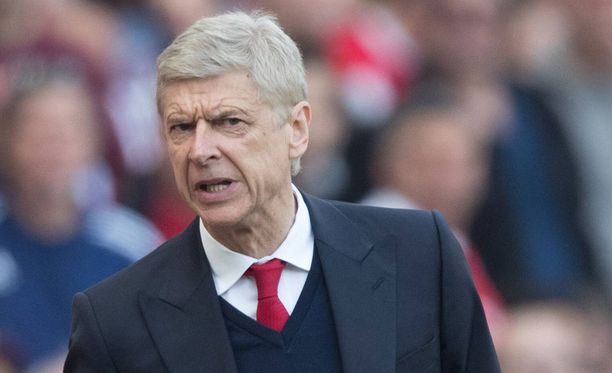 Arsene Wenger on komentanut Arsenalia yli 20 vuotta.