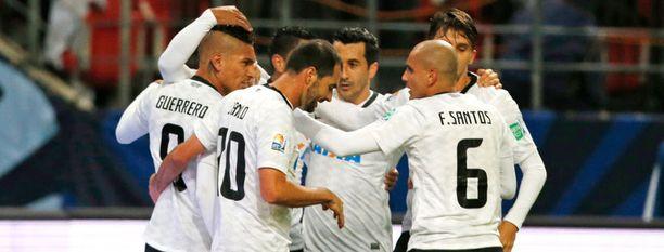 Corinthians jyräsi finaaliin 12 vuoden tauon jälkeen.