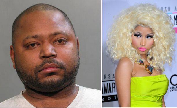 Nicki Minajin 40-vuotias veli Jelani Maraj tuomittiin maanantaina 25 vuodeksi vankilaan.