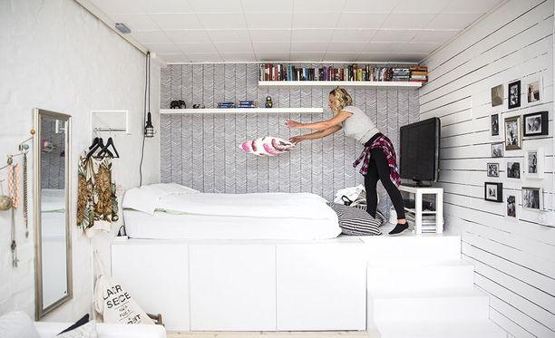 Blockfest kestää kaksi päivää, joten useat festarikävijät etsivät majoitusta kahdelle yölle. Airbnb-asunnot ovat yksi vaihtoehto. Tänä vuonna Blockfest järjestetään Tampereen Ratinassa 17.-18. elokuuta.