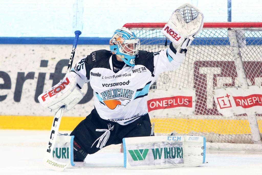 Leijonavahti Jussi Olkinuora siirtyy KHL:ään!