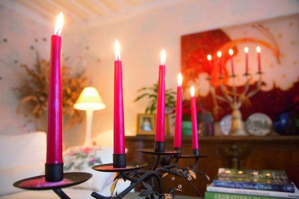 Wanhan Ajan Joulukodit -tapahtumassa koti on auki kahtenaviikonloppuna.