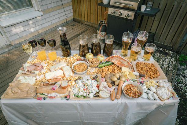 Suomalaisten ruokailutavoissa on paljon korjattavaa.