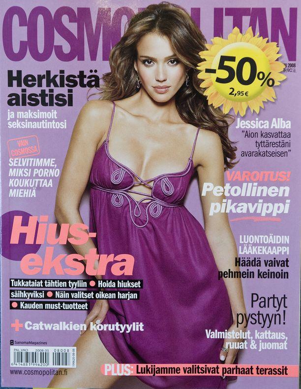 Journalistin mukaan Suomen Cosmopolitan on tiensä päässä.
