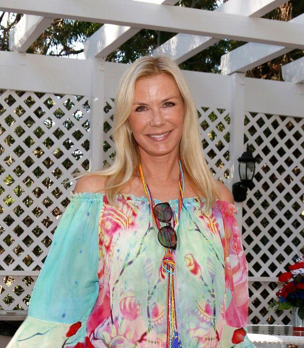 Katherine Kelly Lang heinäkuussa 2017.