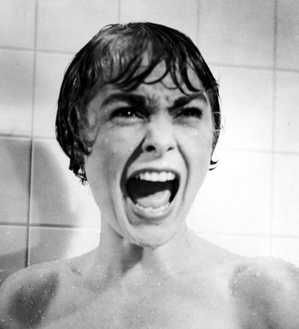 Janet Leighin tähdittämä suihkukohtaus Psykossa on legendaarinen.