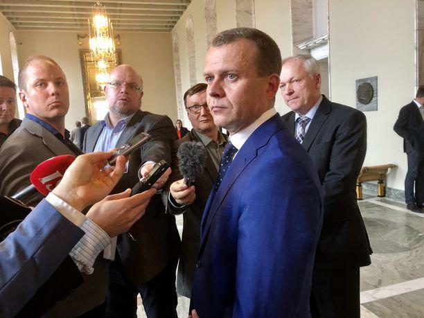 Petteri Orpo ei esitä äänestämisestä pidättäytyneille kokoomusedustajille rangaistuksia.