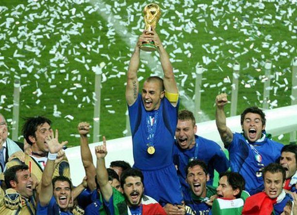 Italia juhli heinäkuun alussa sensaatiomaista maailmanmestaruuttaan. Nyt yhden seuran toilailut uhkaavat pahimmillaan pudottaa maan pois vuoden 2008 EM-turnauksesta.