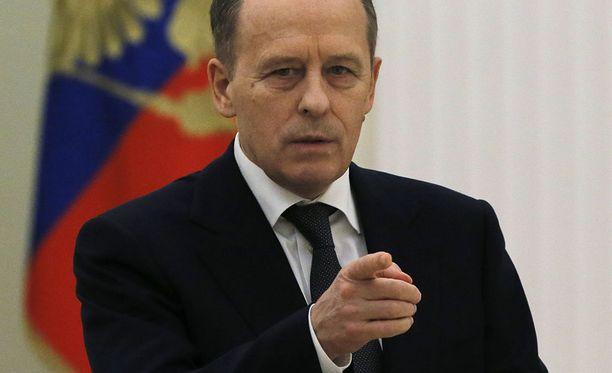 Venäjän tiedustelupalvelun FSB:n johtaja Aleksandr Bortnikov omistaa korruptionvastaisen sivuston mukaan palkkaansa nähden älyttömän hintaisen kiinteistön ja tontin eliittikylässä.