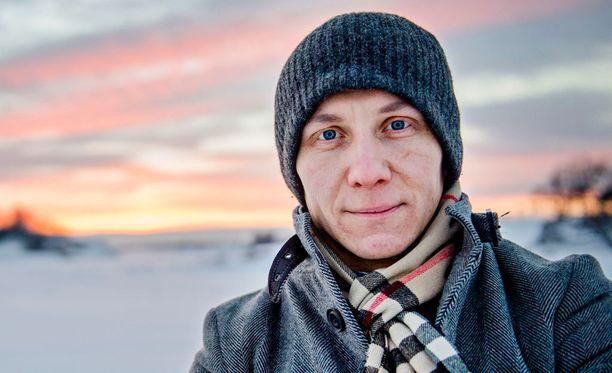Mikael Jämsäsellä kävi juoksulenkillä uskomaton tuuri.