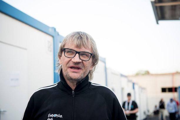 Antero Mertaranta on selostanut jääkiekon MM-kisoja vuodesta 1995 lähtien.