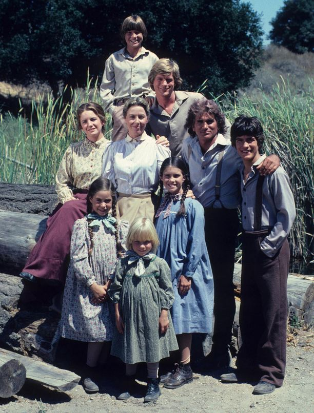 Pieni talo preerialla -sarja perustui Laura Ingalls Wilderin lasten- ja nuortenkirjoihin.