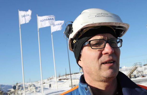 Pääluottamusmies Jukka Vetola kuuli hyvän uutisen tänä aamuna ministeriöltä.