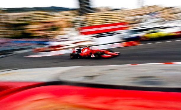 Millainen tykki Ferrarin kauden 2016 malli mahtaakaan olla?