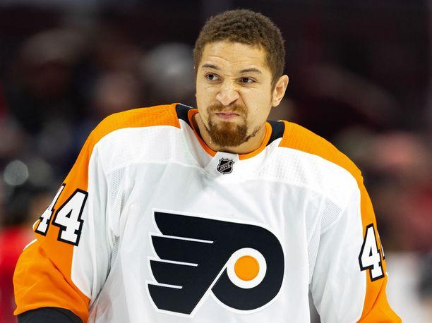 Chris Stewartista tulee Flyersin kehitysvalmentaja.