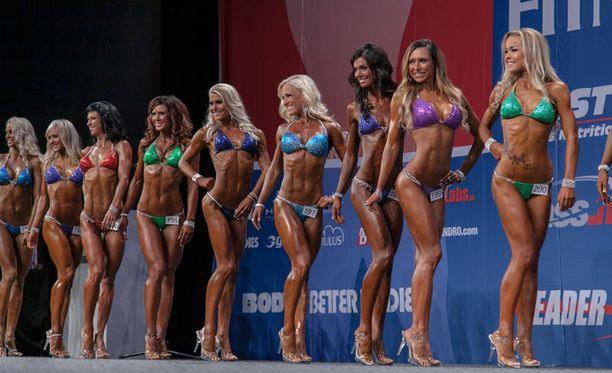 Lahden Messukeskuksessa järjestetään ensi viikonloppuna fitnesstapahtuma.
