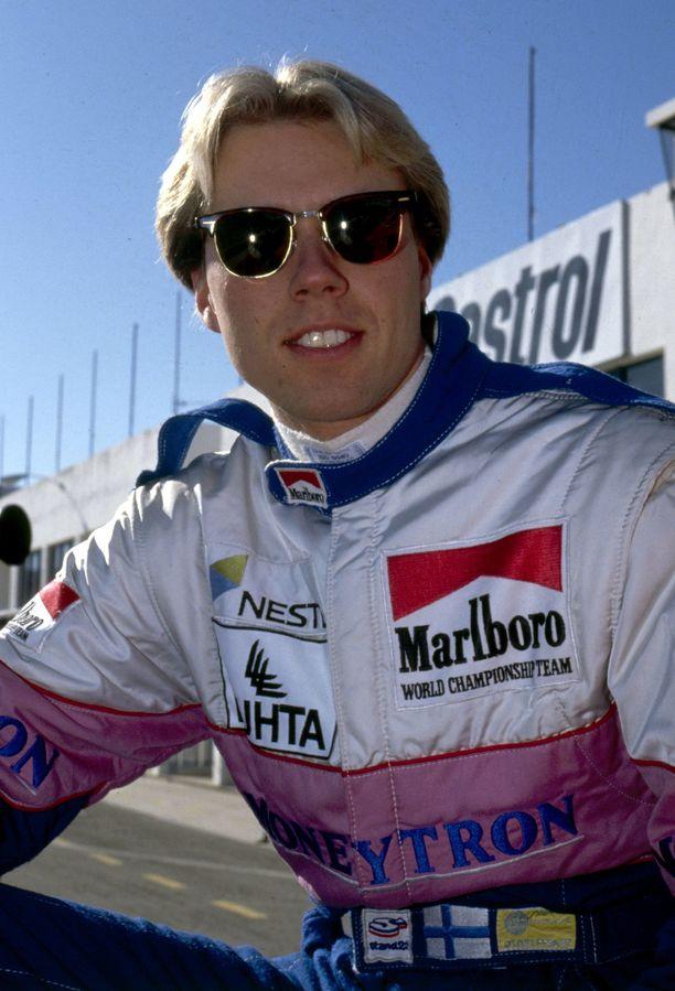 F1-maailma tutustui Jyrki Järvilehtoon alias JJ Lehtoon ensimmäisen kerran portugalissa 31 vuotta sitten.