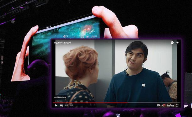 Samsung naureskelee uudessa mainoksessaan Applelle.