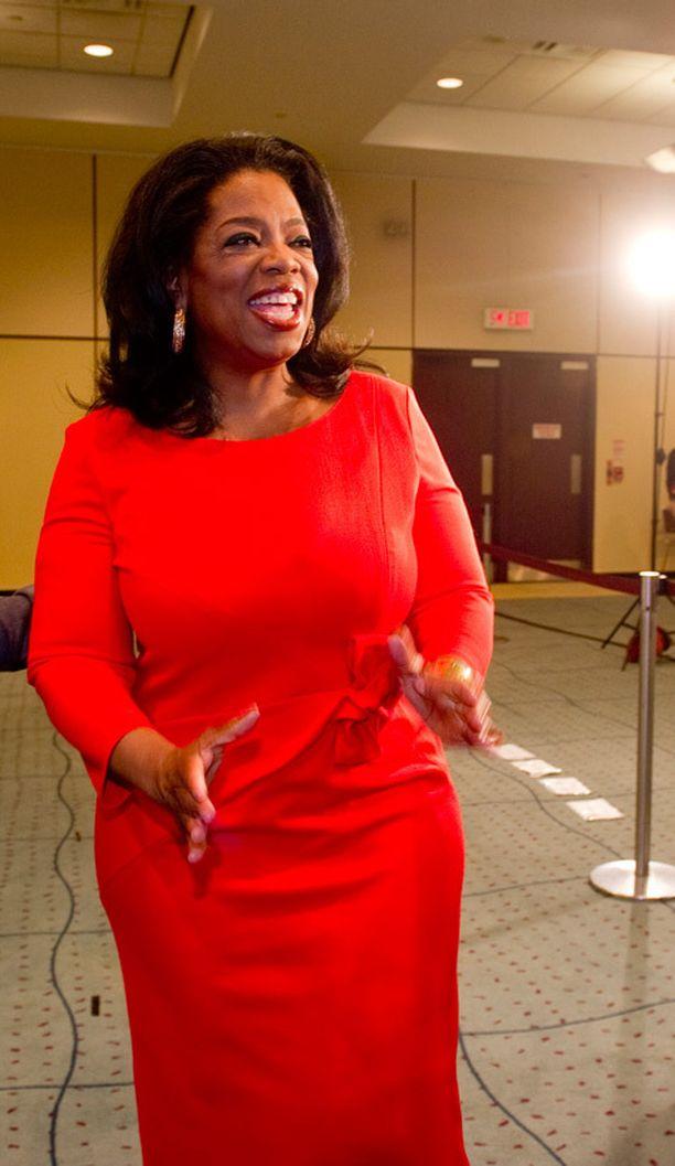 Nykyisin Oprah on saanut pidettyä kuta kuinkin kilonsa kurissa.