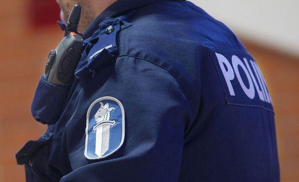 Poliisin mukaan epäilty ja uhri tunsivat toisensa entuudestaan. Kuvituskuva.
