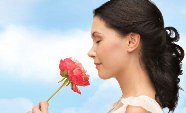 Hajuaisti on hyvin hyödyllinen ja se herättelee monenlaisia tunteita.