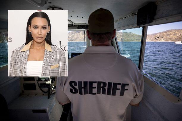 Naya Riveraa etsitään aktiivisesti Piru-järvellä Yhdysvalloissa.