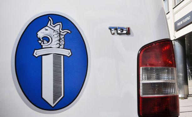 Helsingin poliisi kehottaa paikallisia yrittäjiä tarkkaavaisuuteen. Kuvituskuva.