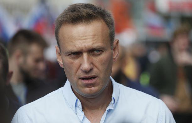 Aleksei Navalnyi ei pelkää Vladimir Putinia.