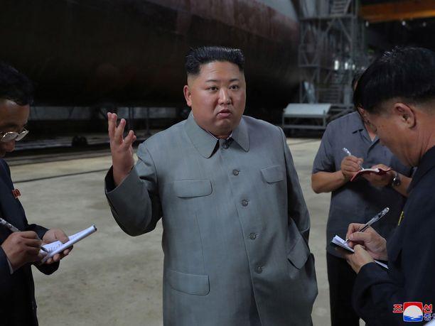 Pohjois-Korea on tehnyt ammuskokeen, Etelä-Korea ja amerikkalaislähteet kertovat.