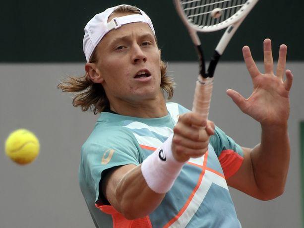 Emil Ruusuvuori on nyt ATP-listan sijalla 84.