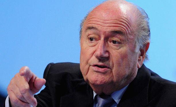 Fifa-pomo Sepp Blatter haluaa eroon rangaistuspotkukilpailuista.