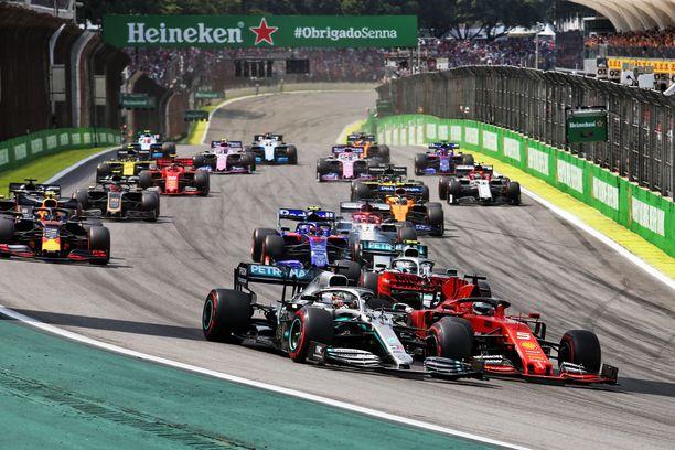 Brasilia haluaa järjestää F1-kilpailun tällä kaudella.