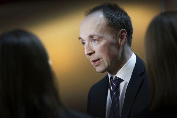 Jussi Halla-aho on avannut perhe-elämäänsä mediassa useaan otteeseen.