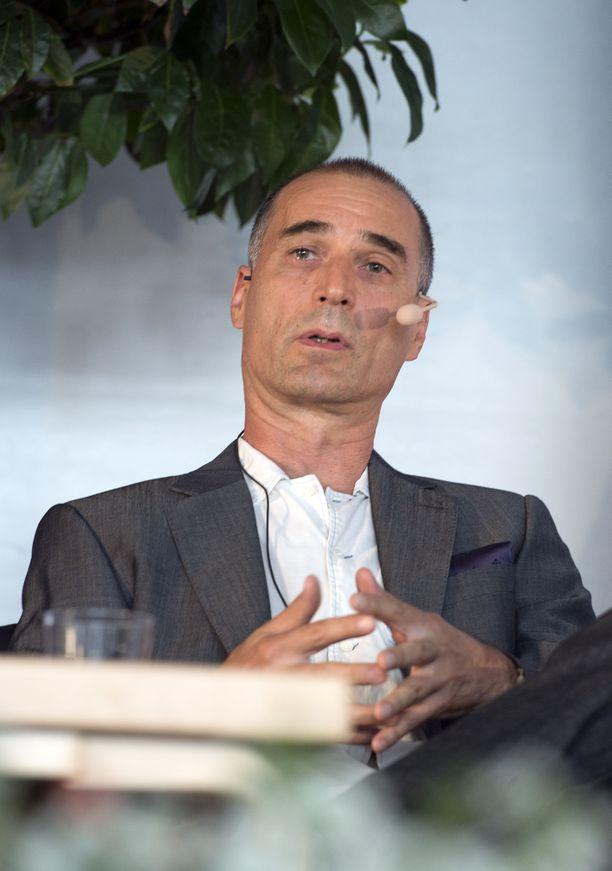 Aleksanteri-instituutin johtaja Markku Kangaspuro.