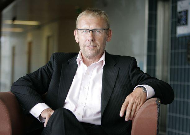 Jarmo Saarela on johtanut jääkiekkoilijoiden pelaajayhdistystä 19 vuoden ajan.