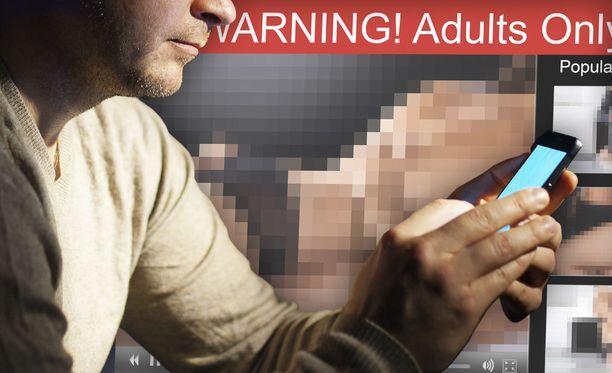 Monet haittaohjelmat käyttävät pornoa syöttinä.
