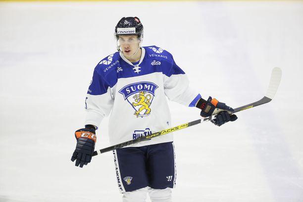Miika Koivisto on tuttu näky Leijonissa.