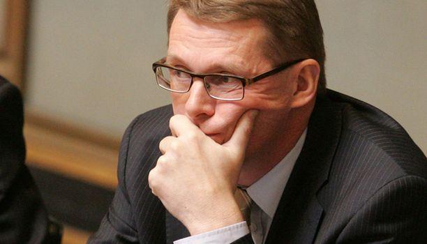 POTILAS Matti Vanhanen hakeutui yöllä sairaalaan.