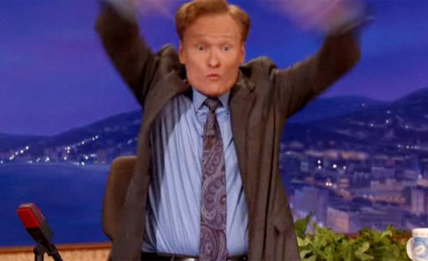 ...Conanin tapaan.