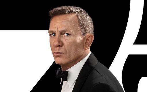 """Nyky-Bond Daniel Craig muistelee Sean Connerya: """"Missä tahansa hän nyt onkaan, toivon, että siellä on golfkenttä"""""""