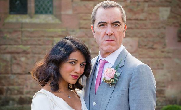 Angela ja Adam saivat toisensa viime viikolla esitetyssä jaksossa.