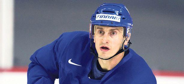 Ville Peltonen lähtenee neljänsiin olympialaisiinsa.