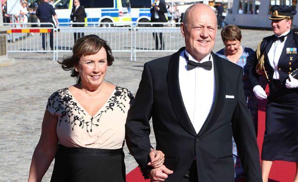 Marie ja Erik Hellqvist.