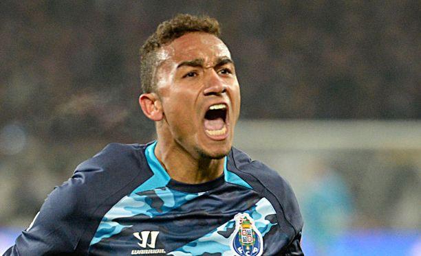 Danilo siirtyy Real Madridiin.