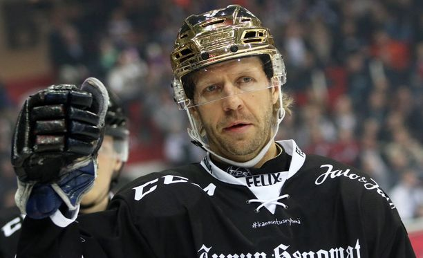 Tomi Kallio debytoi TPS:n liigamiehistössä kaudella 1995-96.