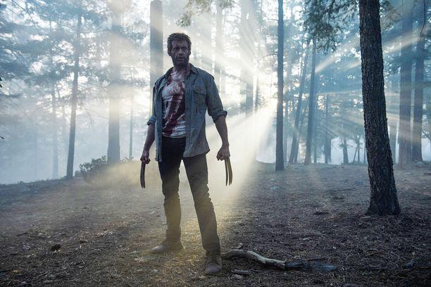 Hugh Jackman esitti Wolverinea viimeisen kerran Logan-elokuvassa.