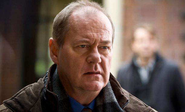 Martin Beckiä näyttelee Peter Haber.