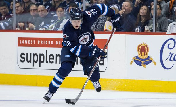 Winnipeg Jetsin Patrik Laine haluaa 2018 olympialaisiin.